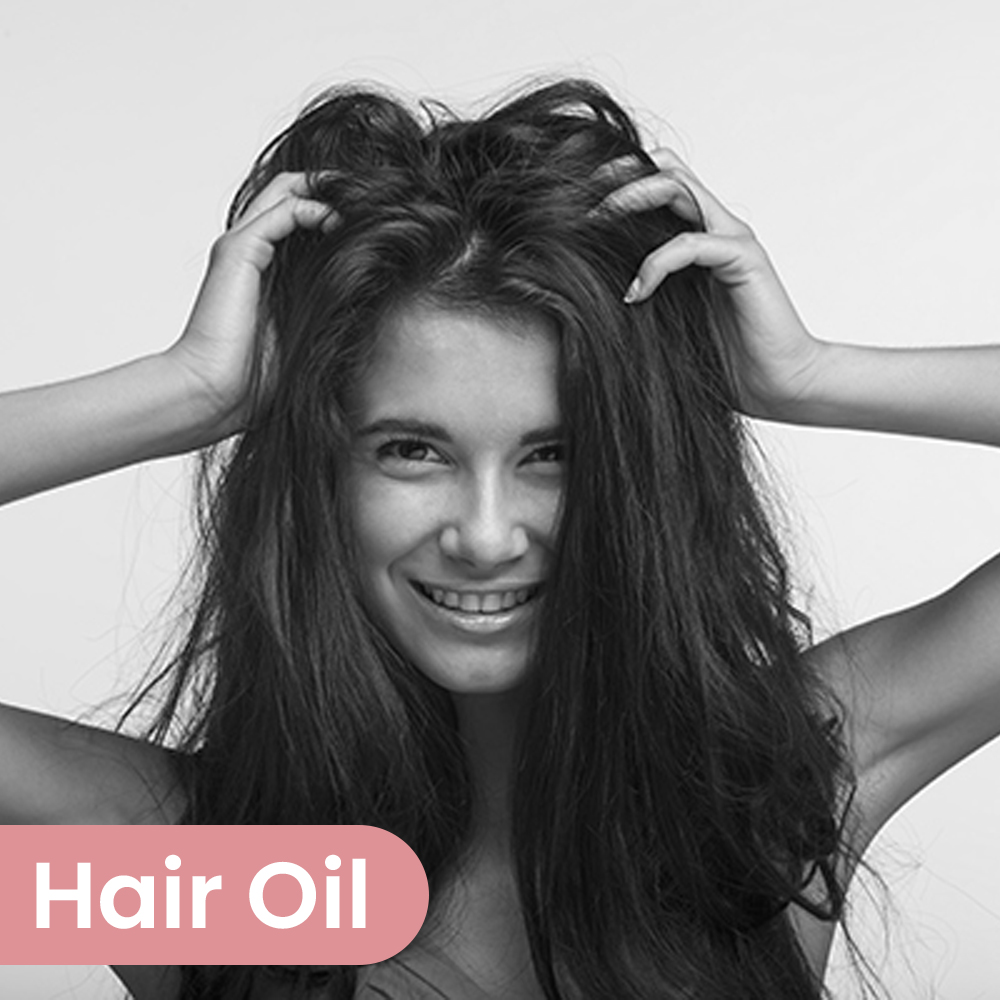 Cosmetify: Third party manufacturing hair oil for haircare