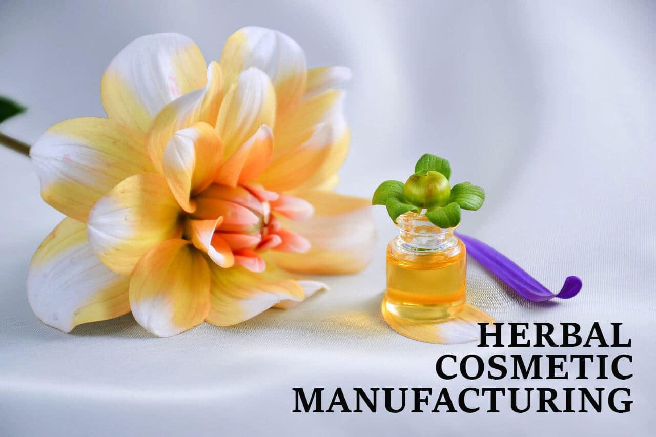 herbal cosmetic manufacturers