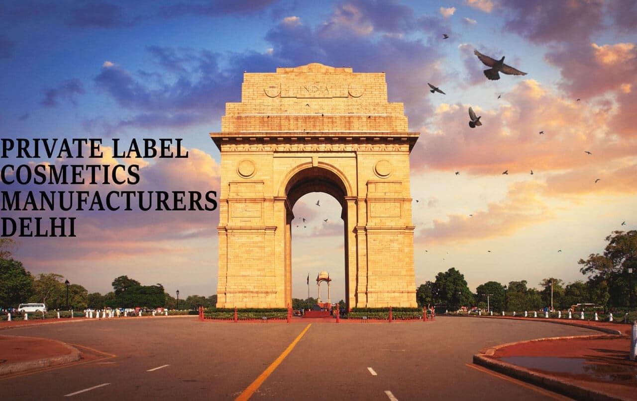 private label cosmetics delhi
